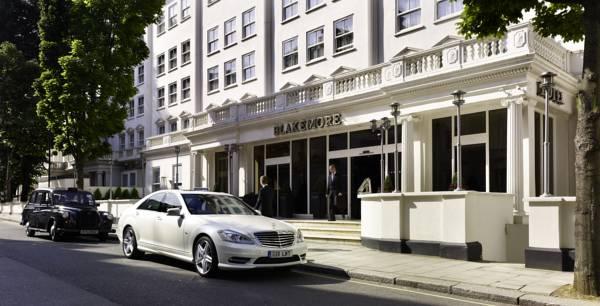 فندق بلاك مور لندن