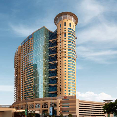 فندق جراند ميلينيوم ابو ظبي