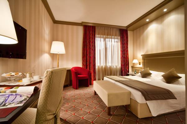 فندق دو لابيه لوغانو
