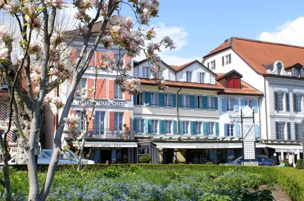 فندق دو بور لوزان