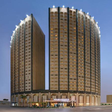 فندق فور بوينتس شيراتون الرياض
