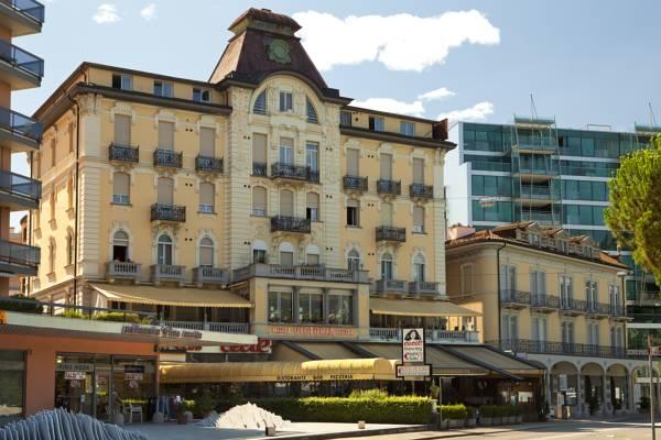 فندق فيكتوريا لوقانو