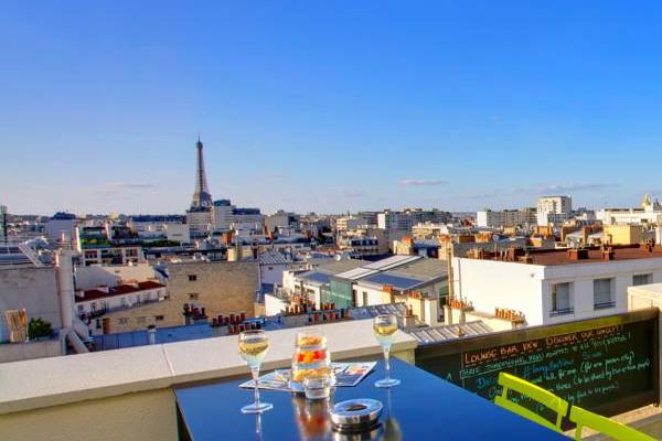 فندق نوفوتيل باريس