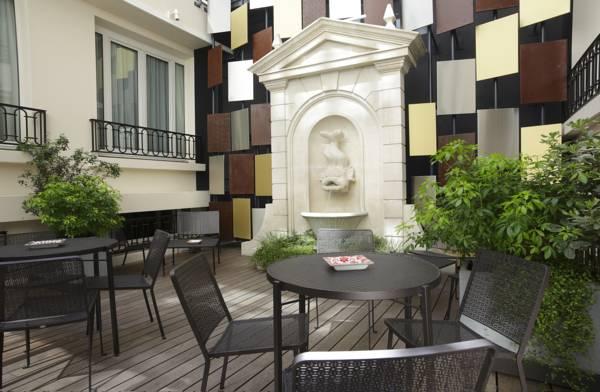 فندق روشستر باريس
