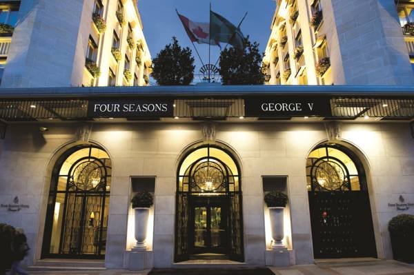 فندق فور سيزون باريس