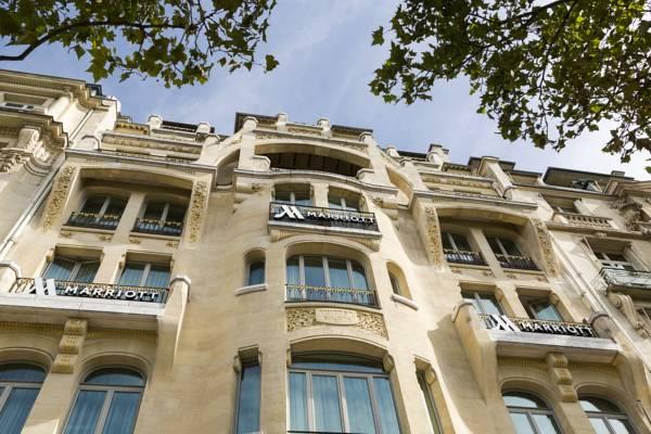 فندق ماريوت باريس الشانزليزيه