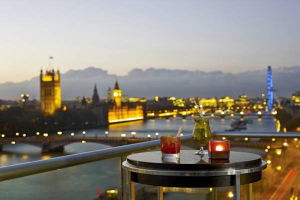 فندق بلازا اون ذا ريفر لندن