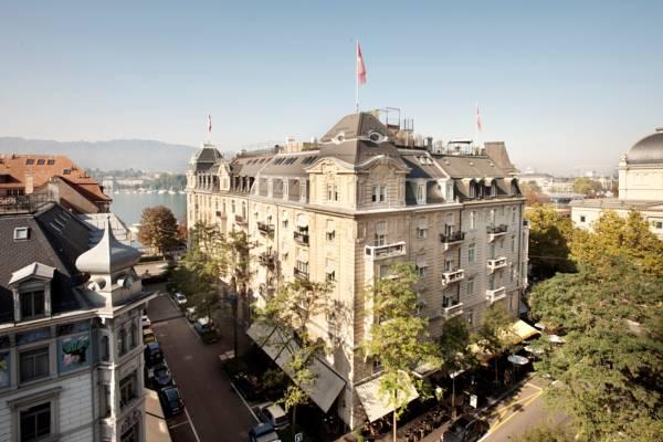 فندق رومانتيك اوروبا زيورخ