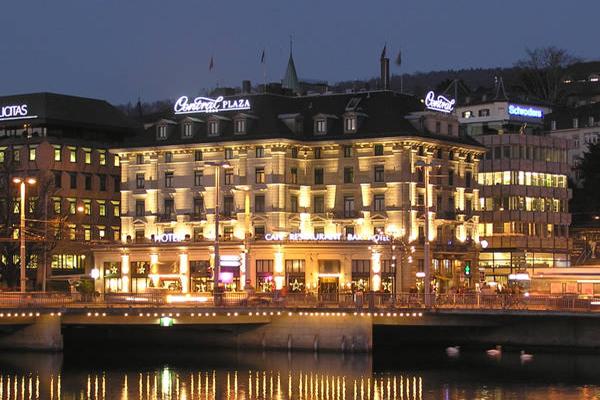 فندق سنترال بلازا زيورخ