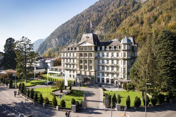 فندق ليندنر جراند إنترلاكن