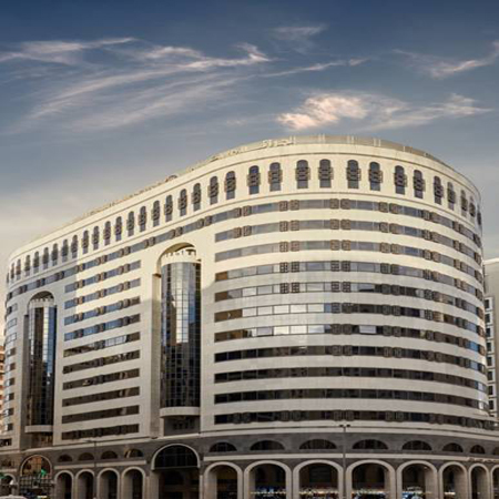 فندق مجلس جراند ميركيور المدينة المنورة