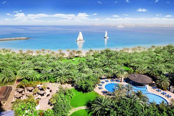 فندق شيراتون جميرا بيتش دبي