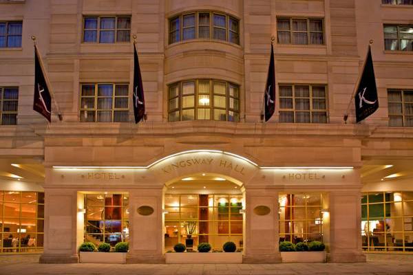 فندق كينغزواي هول لندن