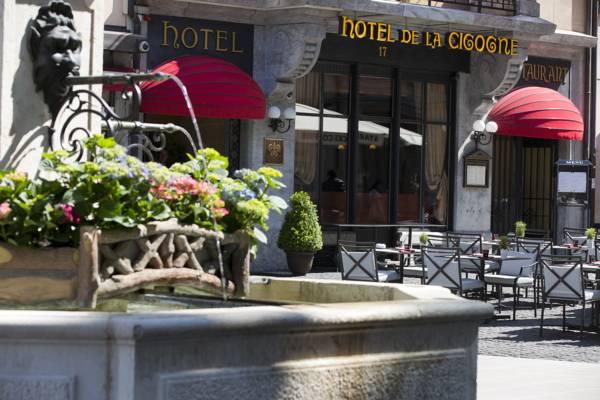 فندق دو لا سيغون جنيف