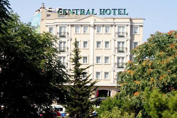 فندق سنترال بورصة