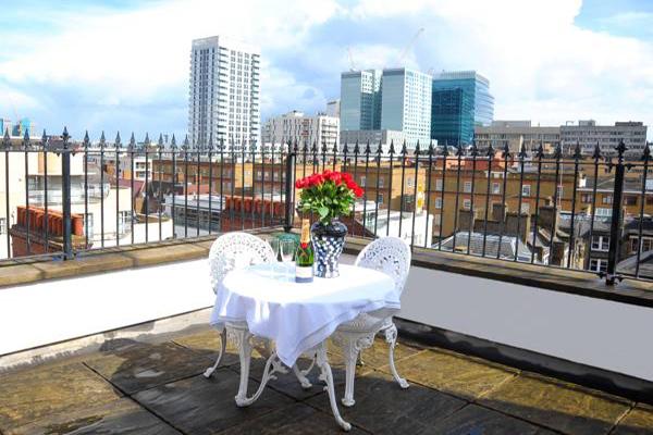 فندق بارك لين سيتي للشقق الفندقية في لندن