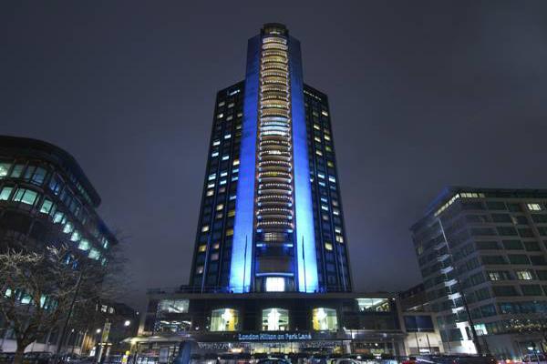 فندق لندن هيلتون