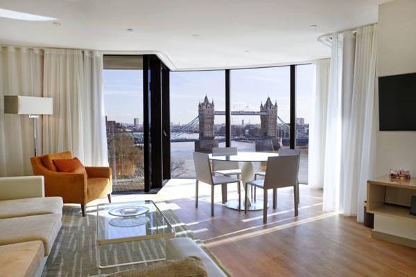 شيفال ثري للشقق الفندقية في لندن