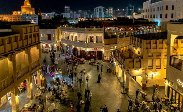 شقق فندقية في الدوحة قريبة من سوق واقف