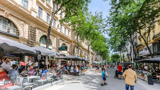 فنادق فيينا شارع ماريا هلفر