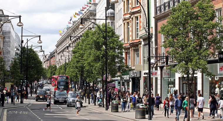 فنادق لندن القريبة من شارع إكسفورد