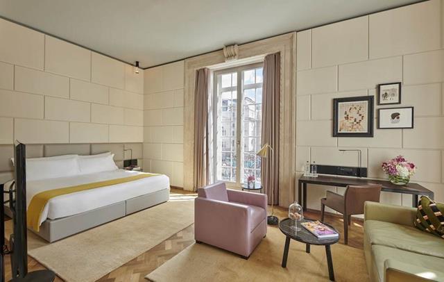 فندق كافي رويال من فنادق لندن القريبة من شارع اكسفورد