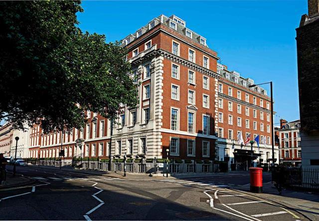 فندق ماريوت لندن غروفنور سكوير لندن
