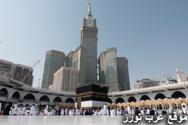 شقق فندقية في مكة قريبة من الحرم