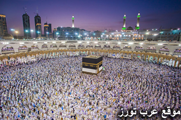 شقق فندقية في مكة مطلة على الحرم