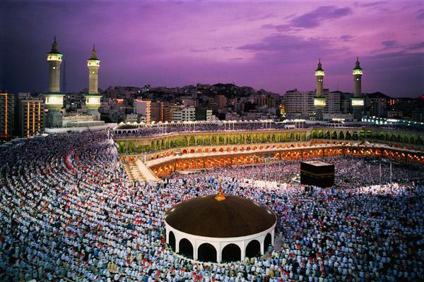 شقق فندقية في مكة مطلة على الحرم والكعبة