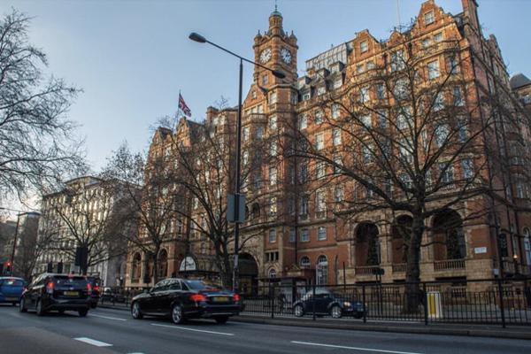 فنادق لندن القريبة من شارع اجور رود