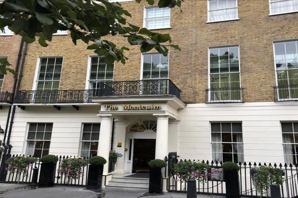 فنادق لندن شارع اجور رود فندق مونتكالم
