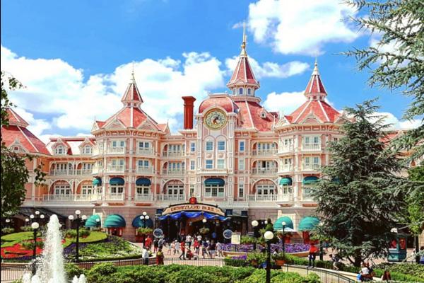 فندق ديزني لاند باريس