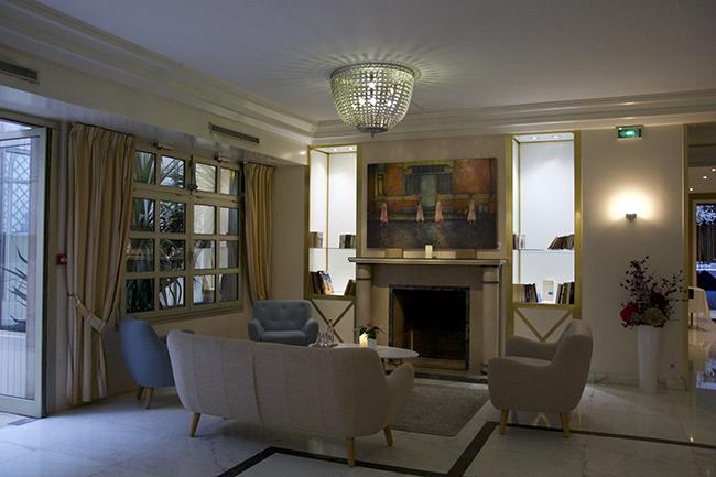 فندق رويال جاردن باريس