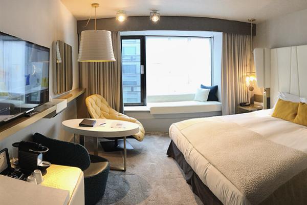 فندق سوفتيل ميونخ قريب من ساحة كارلز بلاتز