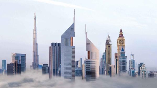 فندق جميرا ابراج الامارات دبي