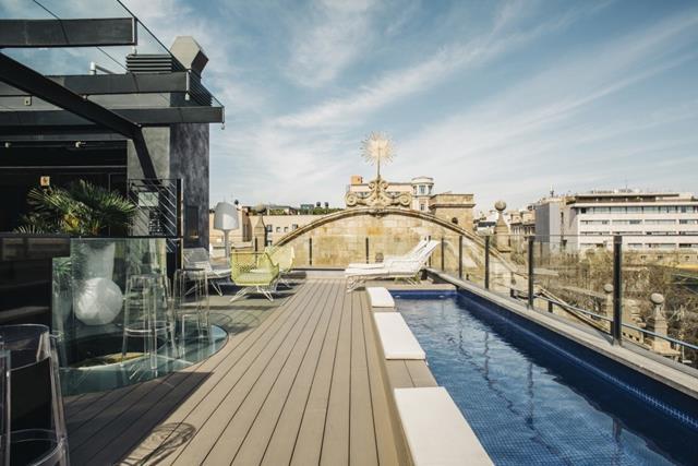 فنادق برشلونة شارع الرامبلا فندق فاغيس