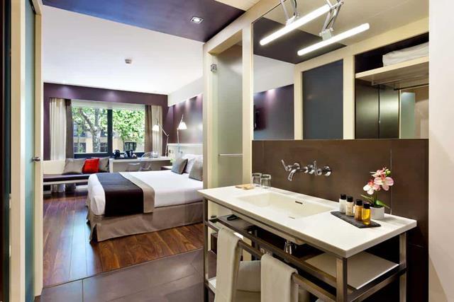 فندق رويال رامبلاس برشلونة