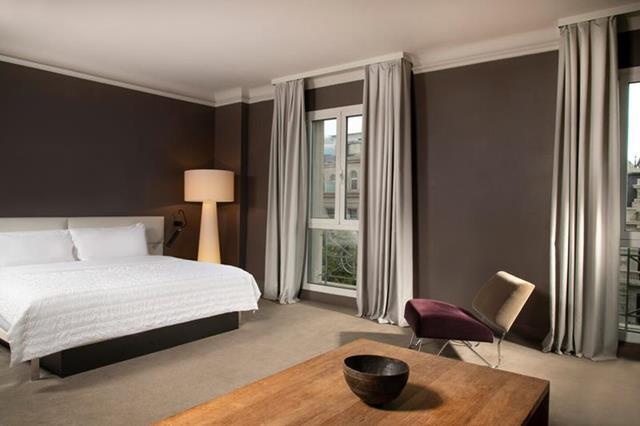 فنادق برشلونة شارع الرامبلا فندق لو ميريديان