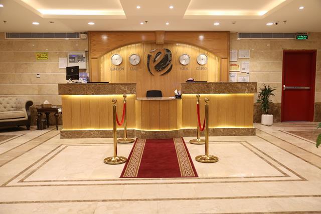 فندق اميرالد ريزيدنس ينبع