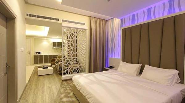حياة روز للشقق الفندقية الرياض