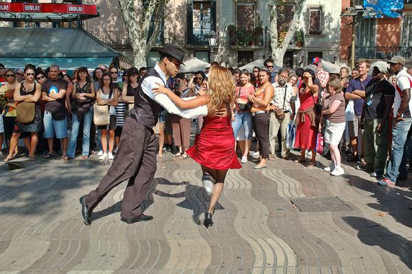 السياحة في برشلونة المسافرون العرب