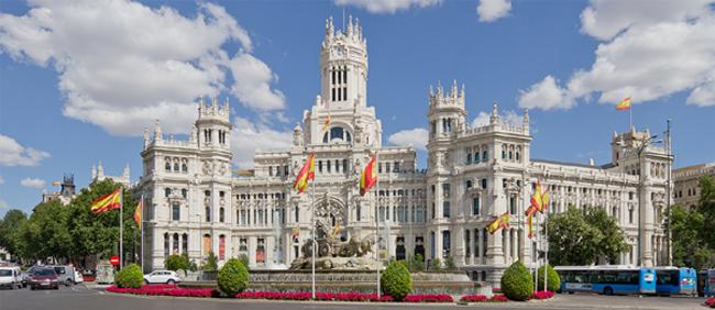 الاماكن السياحية في مدريد