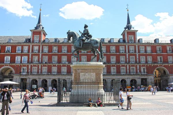 السياحة في مدريد المسافرون العرب
