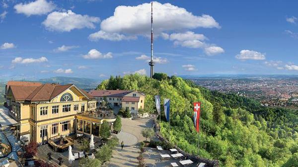 السياحة في زيورخ