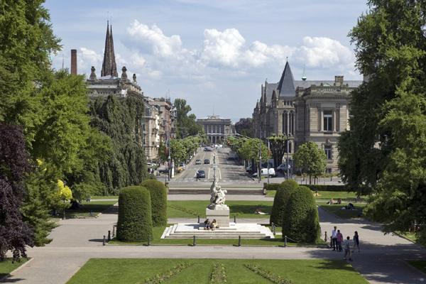 المناطق السياحية في ستراسبورغ فرنسا