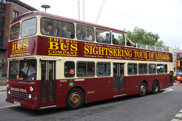 برنامج سياحي في لندن