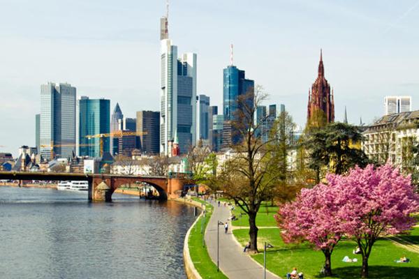 فرانكفورت المانيا