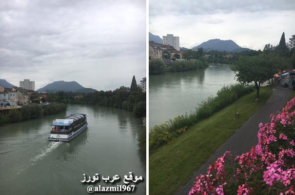 مدينة فيلاخ النمسا المسافرون العرب