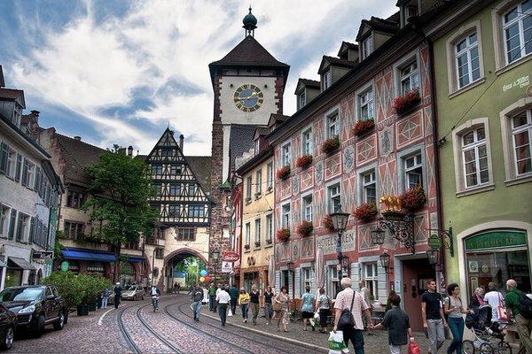 برنامج سياحي في الغابة السوداء في المانيا